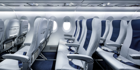 Interjet Interior 2