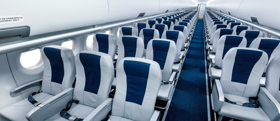 Interjet Interior 1