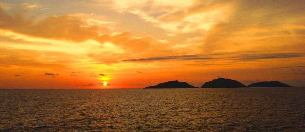 Tres Islas en Mazatlan Mexico