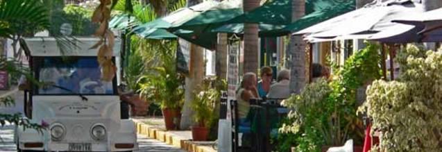 Plazuela Machado en Mazatlan Sinaloa Mexico